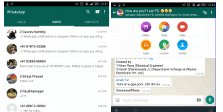 Whatsapp Lollipop Version Download
