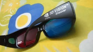 Real 3D NV3DG1 Video Glasses: Flipkart