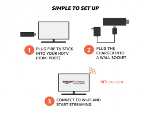 Buy Online Amazon Fire TV Stick with Voice Remote