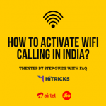 [VoWifi GUIDE] How to activate Wifi Calling in India?