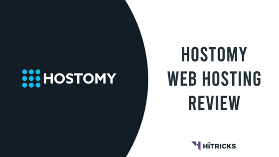 Hostomy Shared Web Hosting Review 2020
