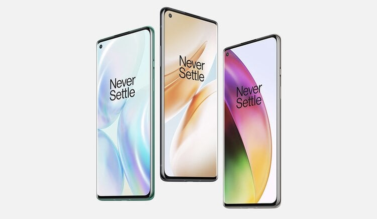 OnePlus 8 Pro & 8 Stock Wallpapers Free Download