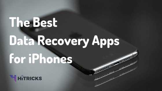 Best Data Recovery iOS Apps for your iPhone