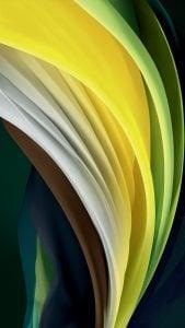 silk green light