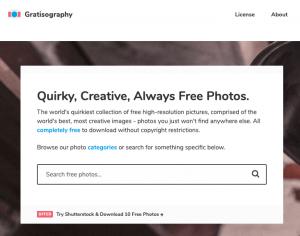 Gratisography: Best Shutterstock Alternatives: Download Royalty Free Images