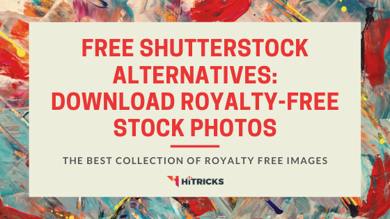Best Shutterstock Alternatives: Download Royalty Free Images