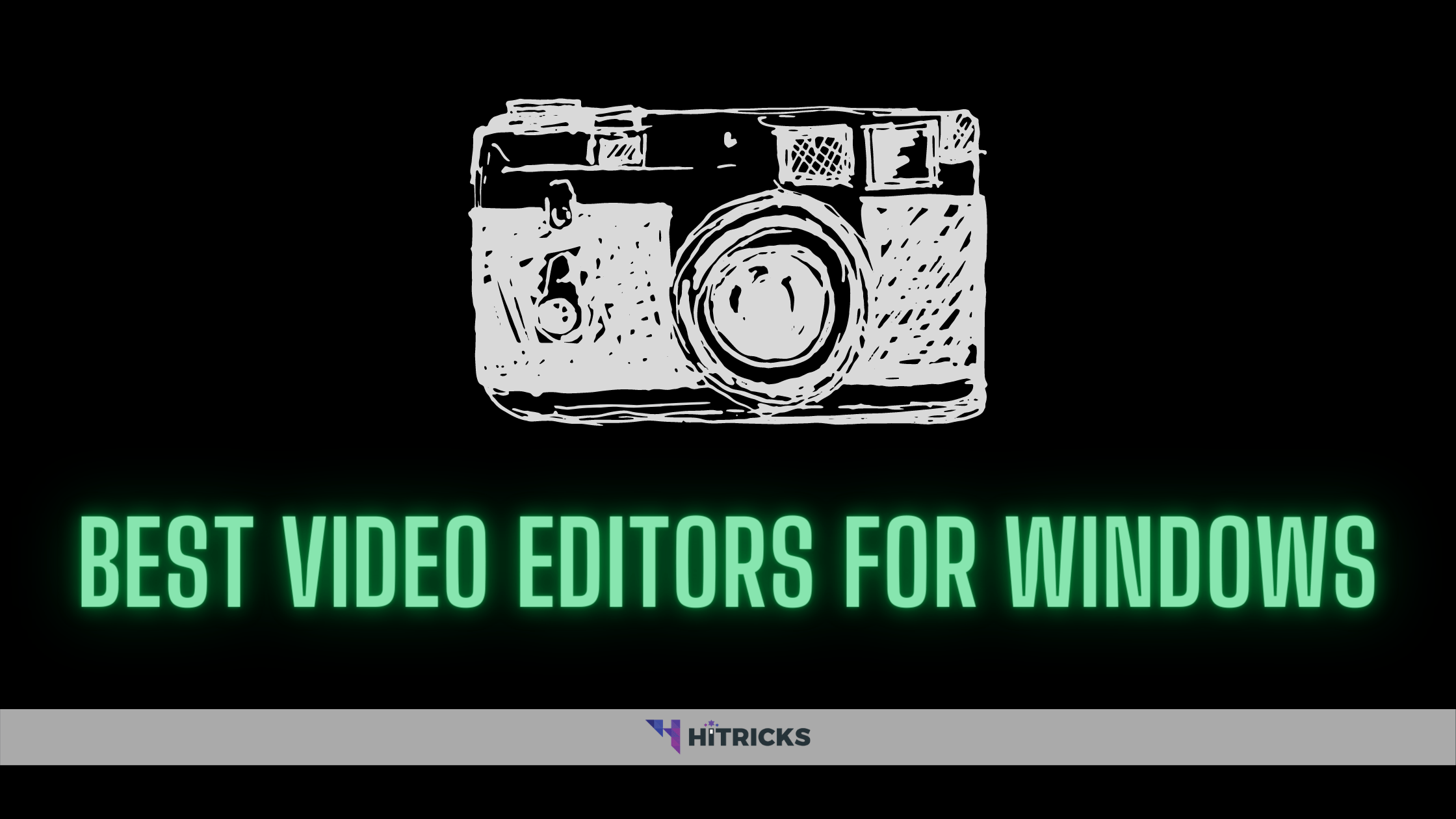 Top Video Editing Tools For Those Working on A Windows Platform